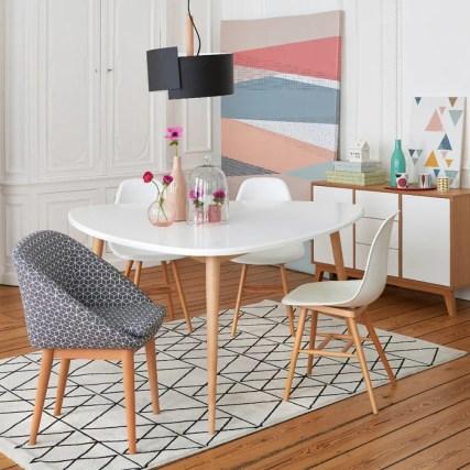 Imagen de Sillón de mesa Jimi La Redoute Interieurs