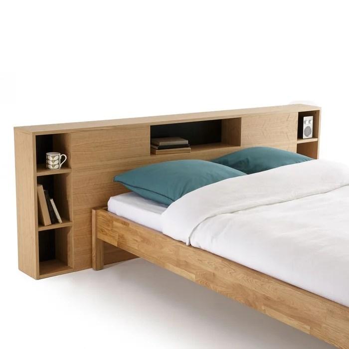 tete de lit xl avec rangements biface