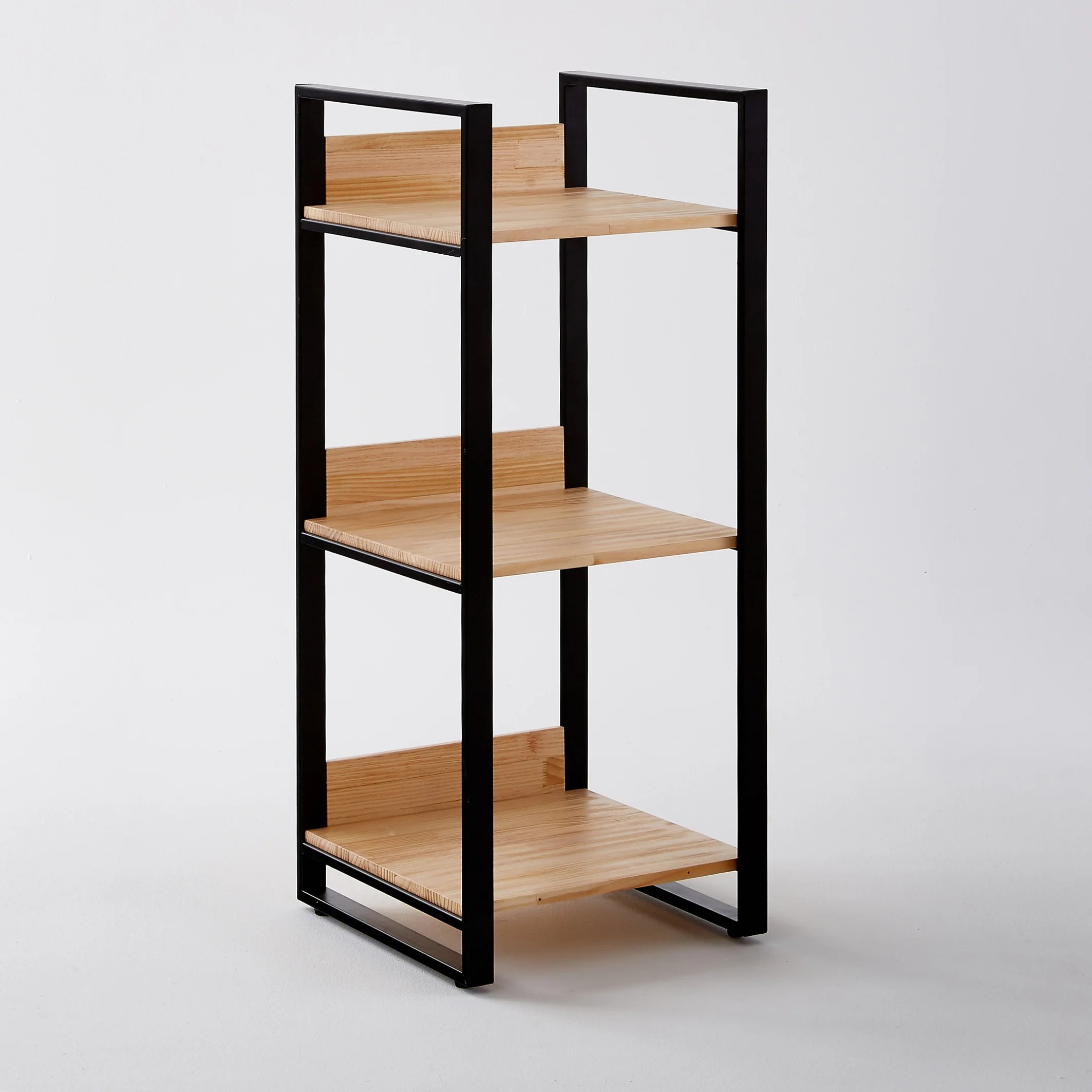 etagere pin aboute et metal 3 tablettes hiba