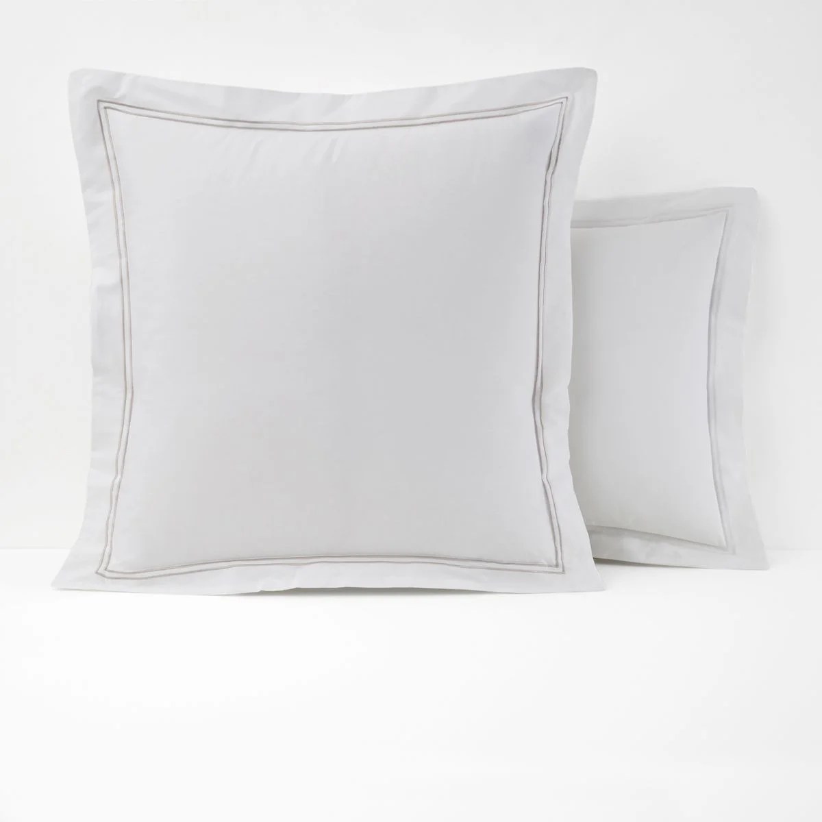 taie d oreiller percale pur coton palace