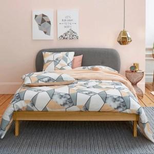 Imagen de Funda nórdica 100% algodón Tucene La Redoute Interieurs