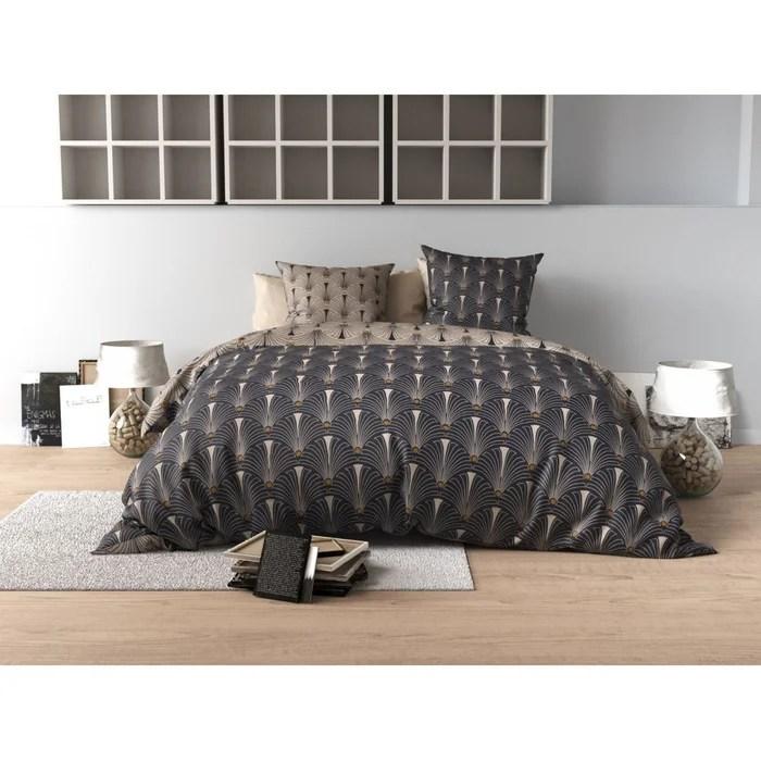 Parure De Lit Percale Paon C Design Home Textile La Redoute