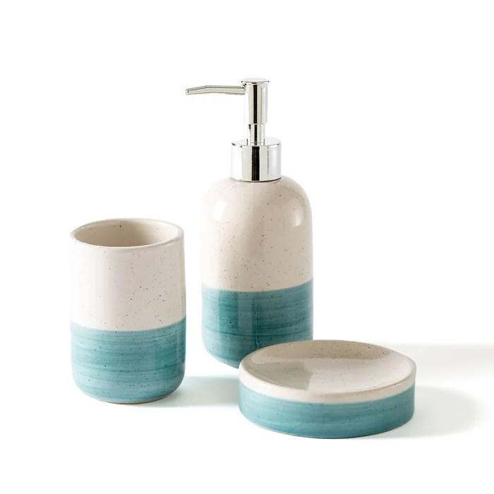 accessoires salle de bain deco la redoute