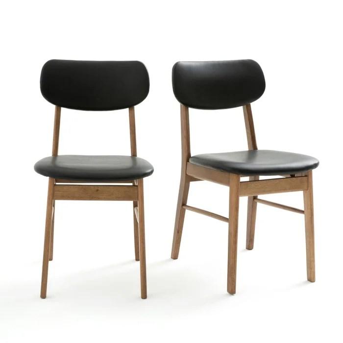 lot de 2 chaises vintages watford
