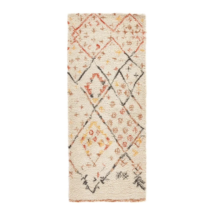 tapis de couloir style berbere ashwin