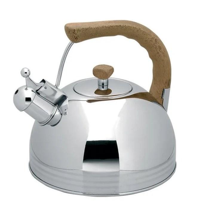 bouilloire sifflante 2 litres