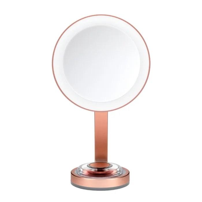 Miroir Sur Pied Ultra Slim Beauty Mirror Or Babyliss Paris La Redoute