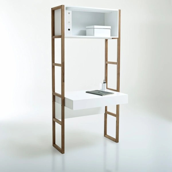 Compo shelving and desk unit   white  La Redoute Interieurs   La Redoute Compo Shelving and Desk Unit La Redoute Interieurs image 0