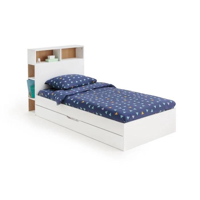 lit enfant avec sommier biface