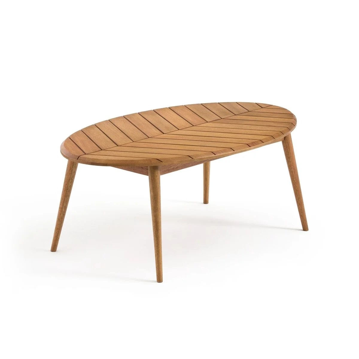 table basse de jardin eucalyptus fsc marsham