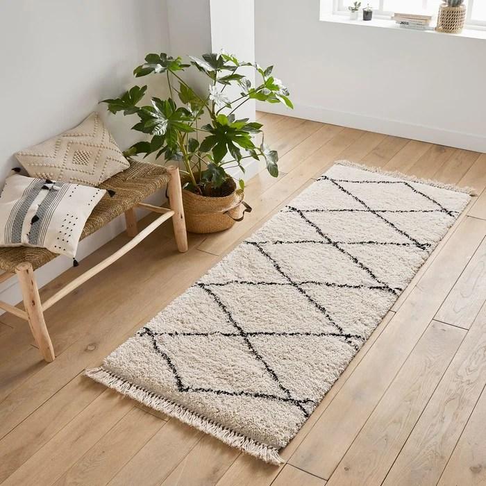 tapis de couloir style berbere fatouh