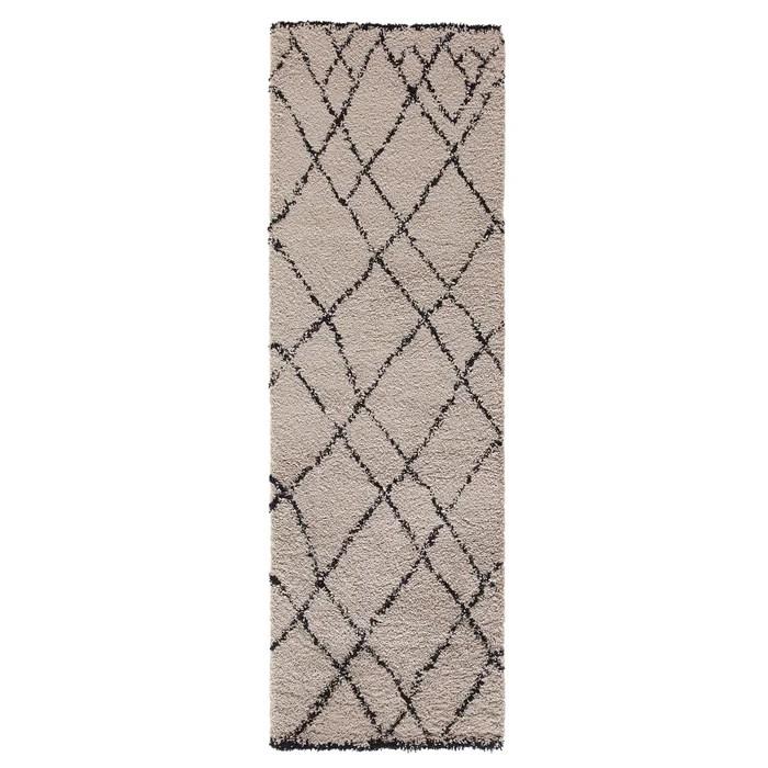 tapis de couloir style berbere rabisco