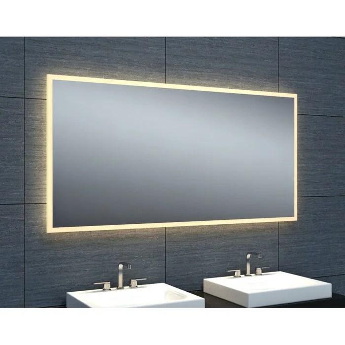 Miroir Led Pure 60 Cm X 120 Cm Hxl Pradel La Redoute