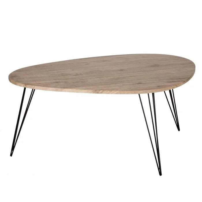 table basse design neile l 97 x h 50 cm