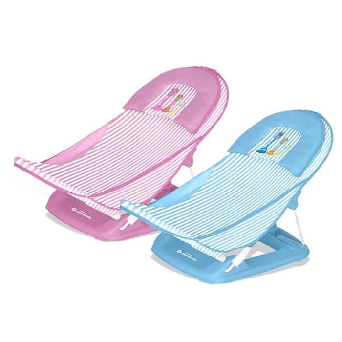Transat De Bain Baby Fox Bleu Couleur Unique Baby Fox La