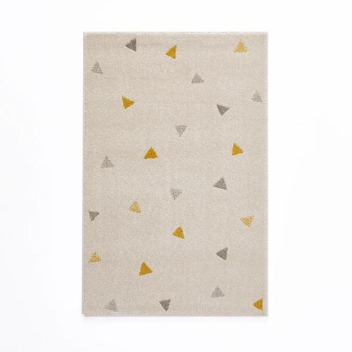 tapis enfant triangles grafico