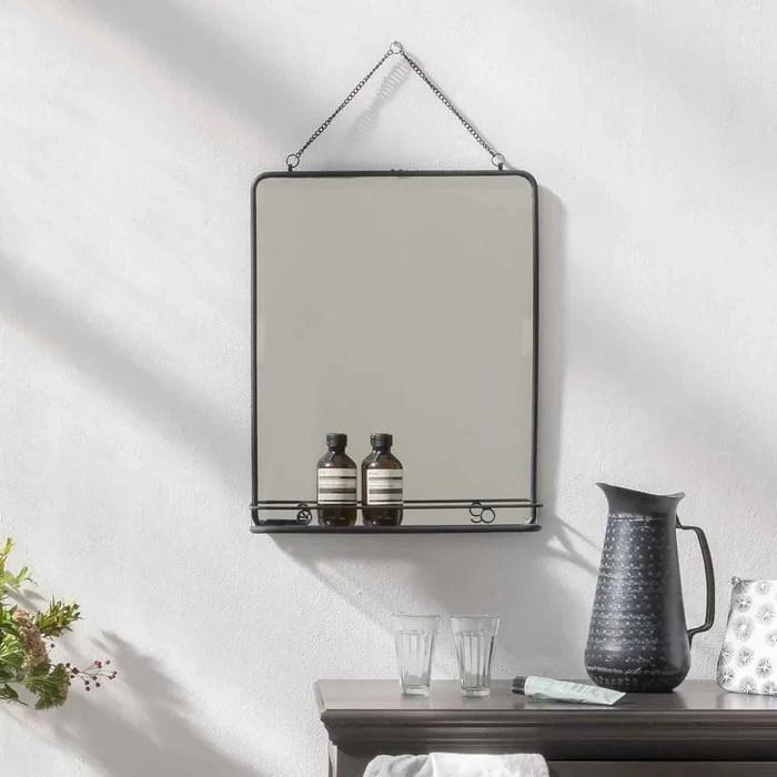 Miroir De Barbier Chaumont Maison Tilleul La Redoute