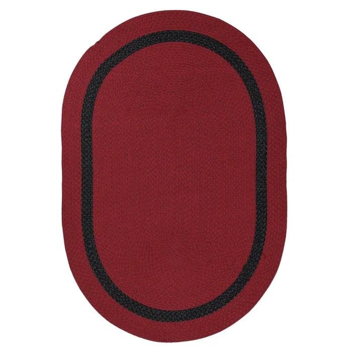 tapis salon benito oval 130x190 cm aussi d exterieur