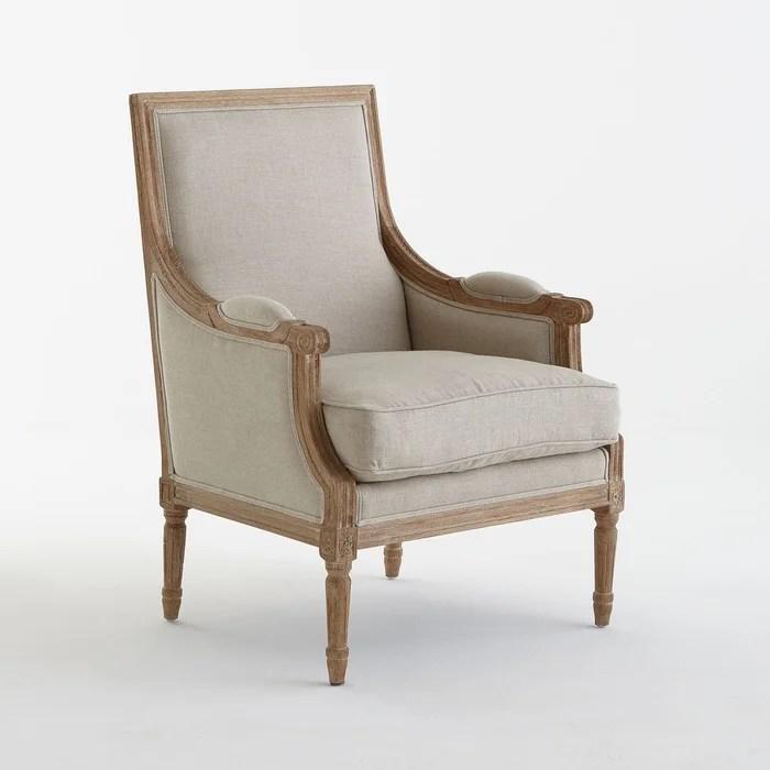 fauteuil bergere style louis xvi nottingham