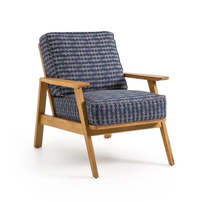 fauteuil vintage batik