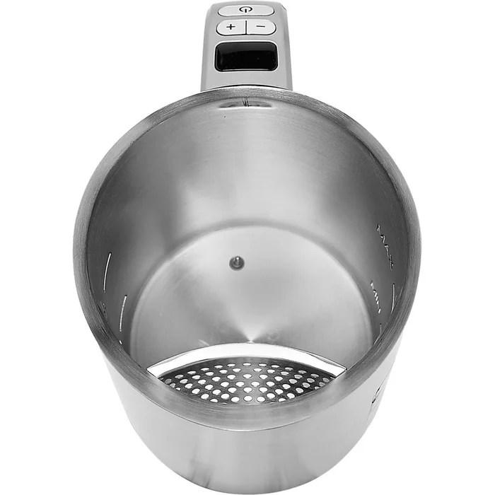 bouilloire a temperature reglable bbt380 elva inox
