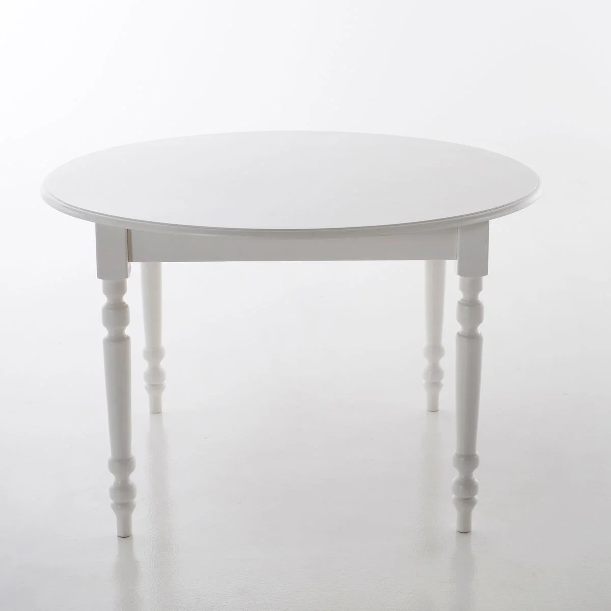 table a manger ronde 4 couverts authentic style