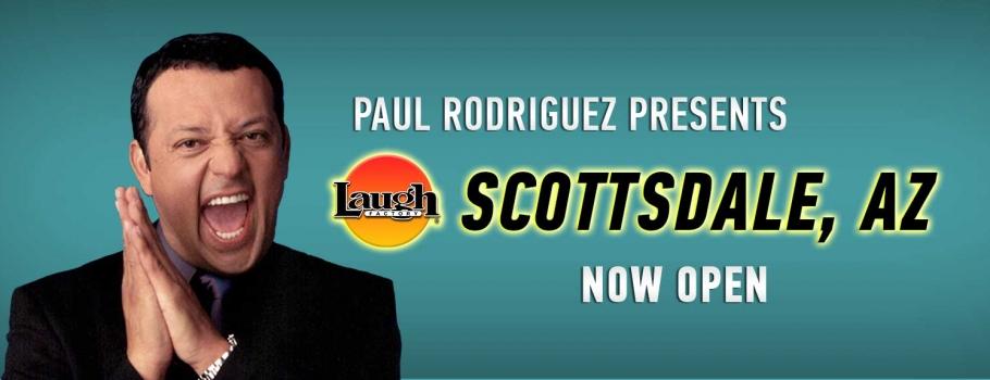 Laugh Factory Scottsdale Update
