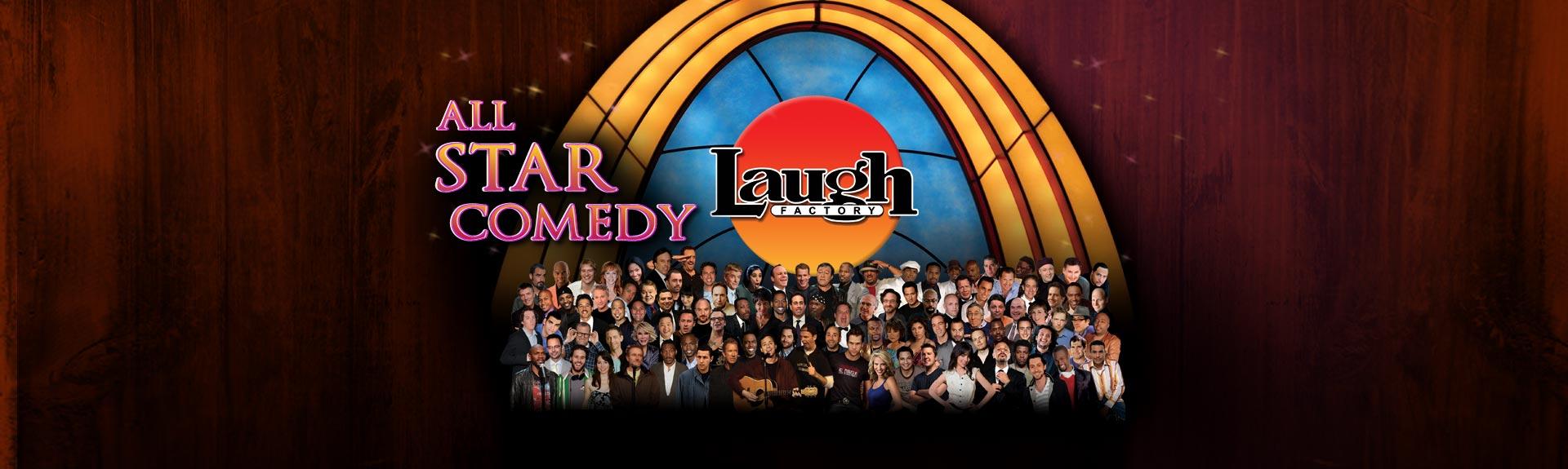 Laugh Factory Fresh Faces