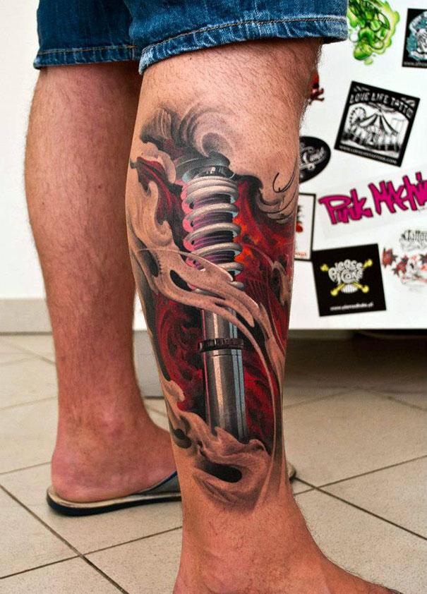 tatuajes 3d 39