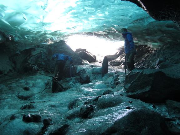 descubrimientos en glaciares 12