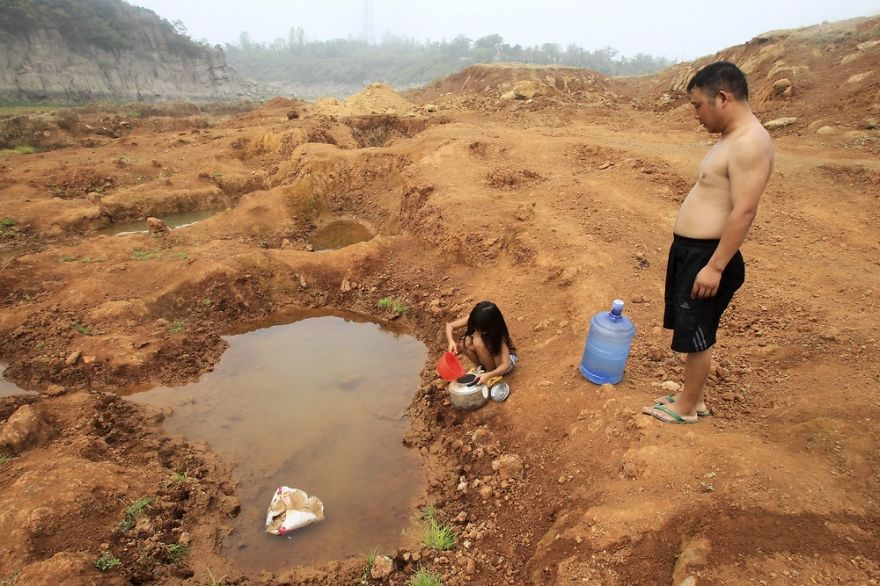 contaminacion en China 20