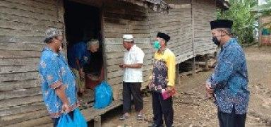 Bantu Warga Terdampak Covid-19, LDII Bagikan Sembako