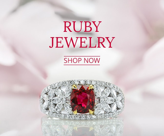 Leibish & Co. - Ruby Jewelry