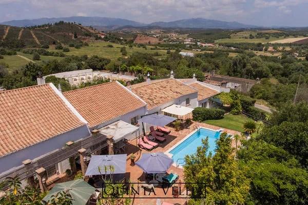 Ferienwohnungen/Ferienhäuser: Alle Appartements liegen in einer restaurierten Quinta (max. 2 Personen)