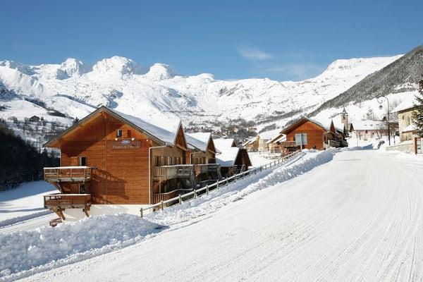 Ferienwohnungen/Ferienhäuser: 6-8 pers Ferienwohnungen in einer Residenz in Les Sybelles (max. 8 Personen)