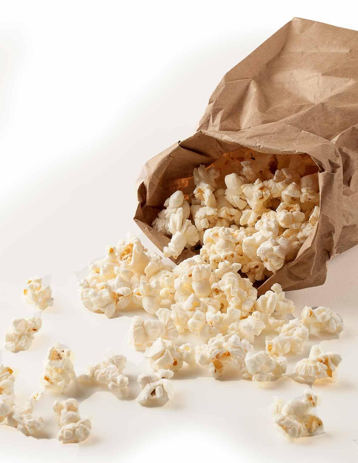 how to make microwave popcorn recipe