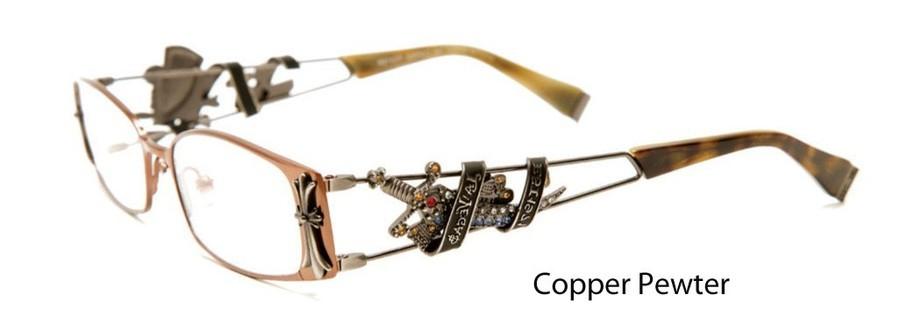 Ed Hardy Eyeglass Frames Prescription