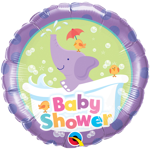 New Baby//Baby Shower Celebrate Baby Supershape Foil Balloon