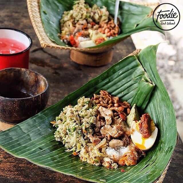 Gambar Nasi Tekor Bali