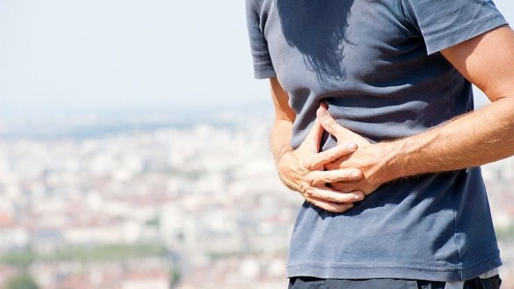 Stomach Pain Gallbladder Attack Story