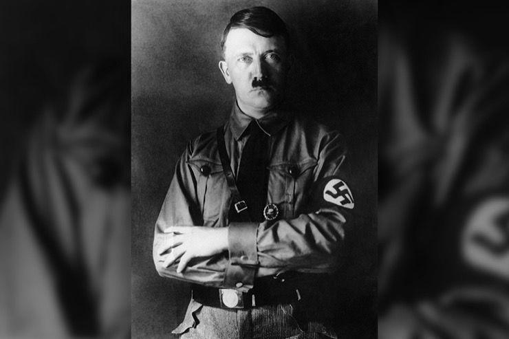 Hitler Costume Story