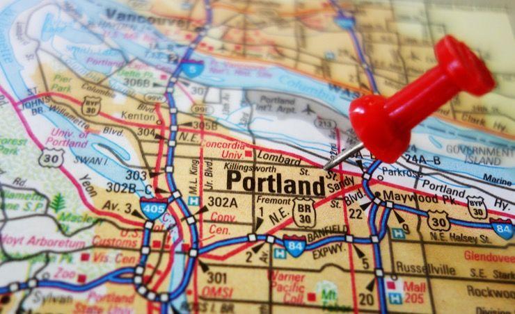 Portland Homeless Story
