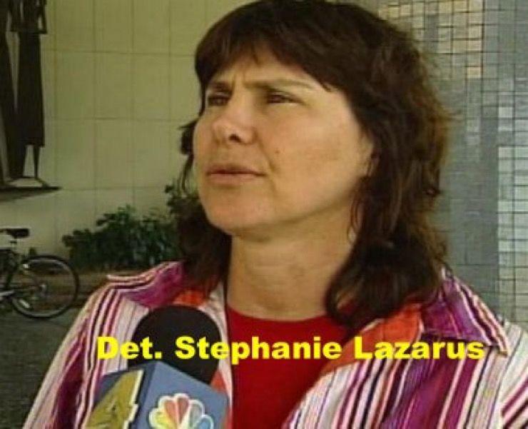 Stephanie Lazarus Story