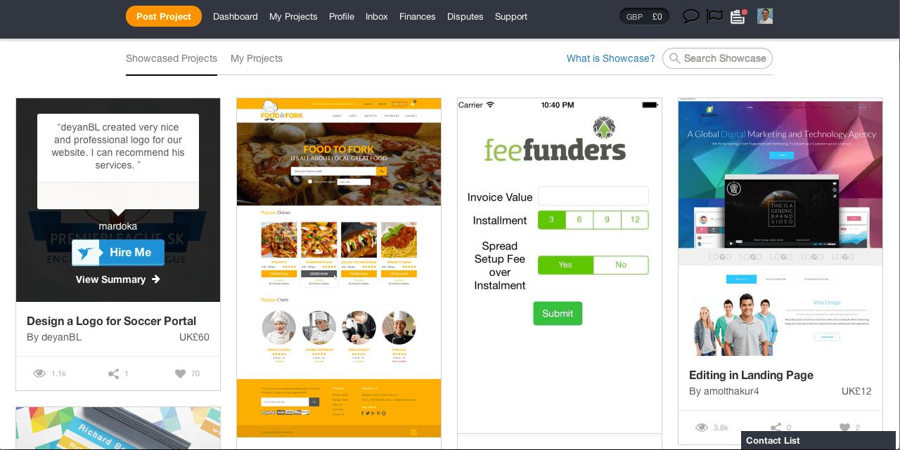 Site 5 Freelancer