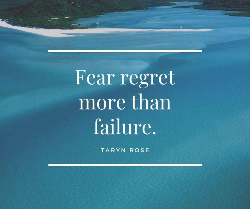 Afraid of Failure Quotes