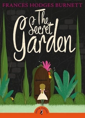 6 The Secret Garden Puffin Classics