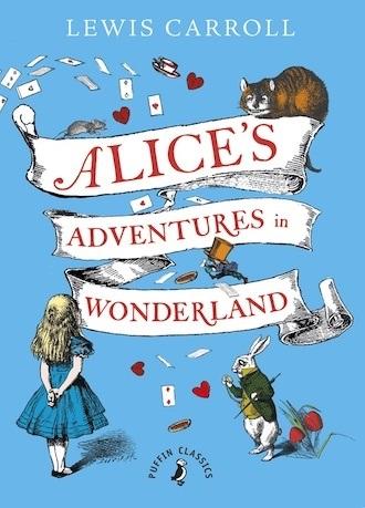 20 Alices Adventures in Wonderland Puffin Classics