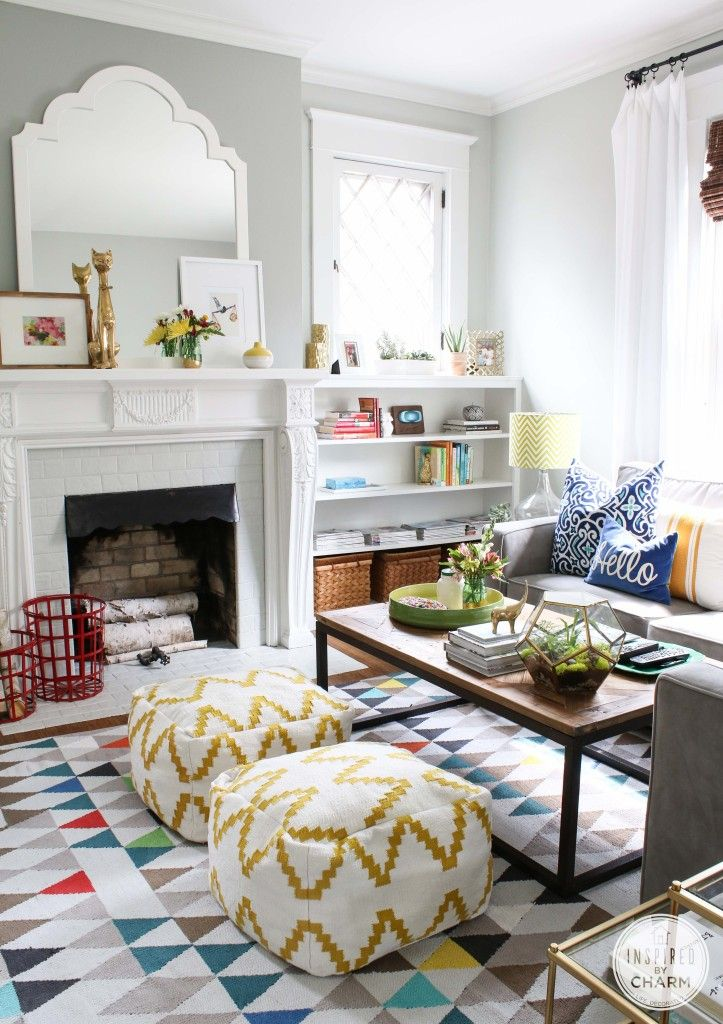 15 Amazing Design Ideas For Your Small Living Room on Small Living Room Decorating Ideas  id=17303