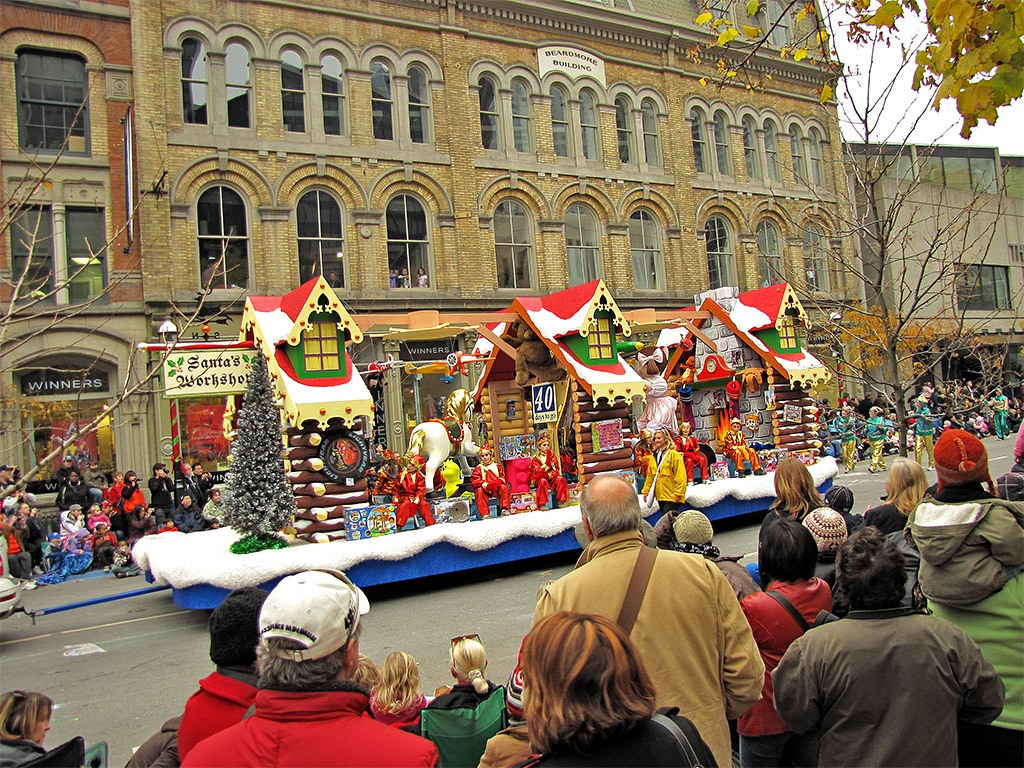 Canada And Its Typical Christmas Traditions