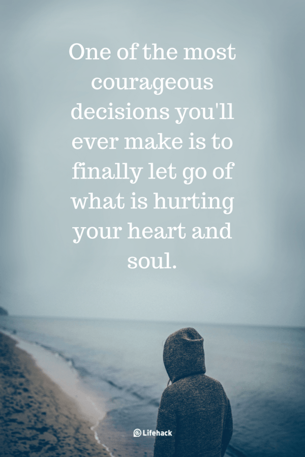 25 Letting Go Quotes That Help You Through the Tough Moments